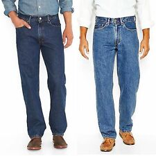 Levi's 550 Jeans Men's Relaxed Fit Tapered Denim Jean Pants, $59