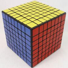 ShengShou 8x8x8 Speed Magic Cube Professional Twist Puzzle Funny Toys Black