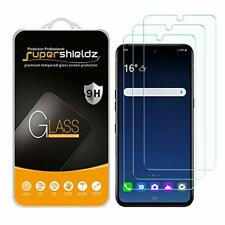 [3-Pack] Supershieldz Tempered Glass Screen Protector for LG V60 ThinQ