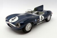CMR 1/18 Scale CMR142 - Jaguar D-Type - #4 Winner Le Mans 1956