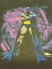 Batman Joker Reversible T-Shirt Comic Dc Cartoon Super Hero Dark Knight City