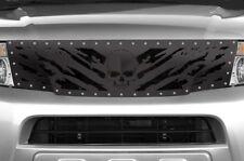 Custom Aftermarket Grille Steel Grill NIGHTMARE Kit for Nissan Pathfinder 08-11