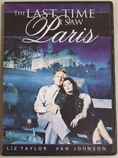 *BRAND NEW* The Last Time I Saw Paris (DVD)