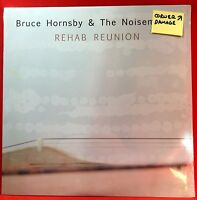 BRUCE HORNSBY & THE NOISEMAKERS REHAB REUNION VINYL LP 2016 NEW w/ Bent Corner