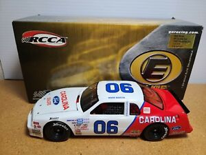 1988 Mark Martin #06 Carolina Ford '86 Thunderbird 1:24 NASCAR Action Elite MIB