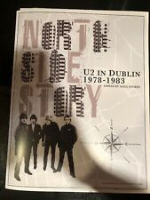 U2 in Dublin North Side Story 1978 – 1983 Book & Map Edited by Niall Stokes