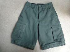 Boy Scouts Bsa Convertible Switchback Green Shorts Youth 8 Cargo Shorts Uniform