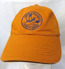 Great Blue Heron Charity Casino cap hat adjustable buckle