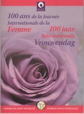 2 Euro commémorative de Belgique 2011 Brillant Universel (BU) - Journée de Femme