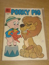 PORKY PIG #57 VG (4.0) DELL COMICS APRIL 1958