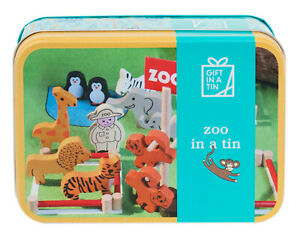 Zoo in a Tin - play with the animals and pack away in handy tin