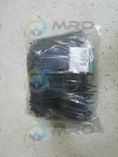 """LOT OF 1000 PANDUIT PLT1.5S-M0 CABLE TIE 1 1/2"""" *NEW IN FACTORY BAG*"""