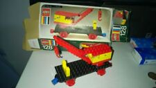Lego System Treno Trains 128 complete