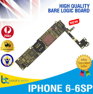 Brand New Bare Motherboard Logic Main Board For iPhone 6, 6S, 6S Plus, 6 Plus