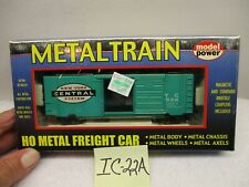 IC-22A HO Model Power 2172 Metal Train Boxcar New York Central 170527