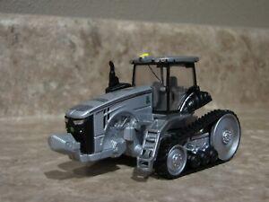 Ertl 1/64 Silver John Deere 8370RT Tractor Farm Toy 100 Years Tracks