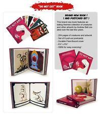 ANDREW BELL DO NOT EAT BOOK & POSTCARD SET