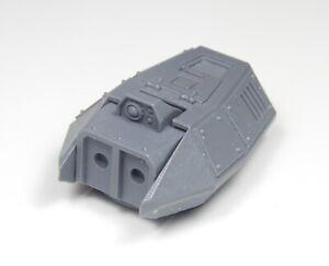 Light Tank Turret MKII