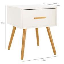Table de chevet avec un tiroir