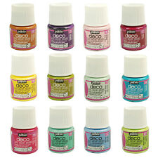 Pebeo Deco GLOSS Multi-Surface Craft & DIY Acrylic Paint 45ml - New 39 Colours