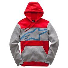 Alpinestars Protocol Fleece Hoody (M) Red