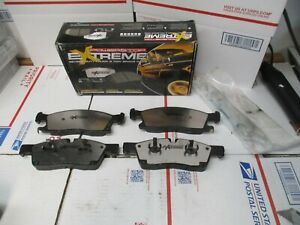 NEW!! POWER STOP Z36-1455 EXTREME TRUCK & TOW BRAKE PADS FOR JEEP GRAND CHEROKEE