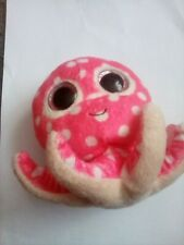 Ty Beanie Boos Ollie Plush Octopus Boo Cute with Tags