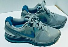 Nike Air Max Cross Trainers Womens Size 9M Gray Lace Up Athletic Sneakers