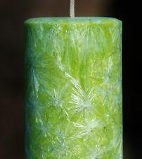 40hr PURE CITRONELLA OIL Summer NATURAL Candle ODOUR EATER & MOZZIE REPELLENT