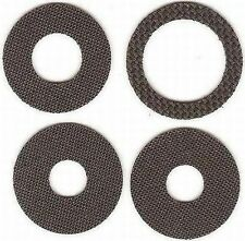 Carbontex Smooth Drag washer kit set Abu Garcia 7500 Carbon
