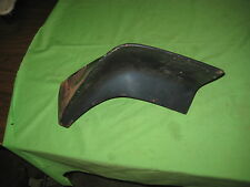 79 80 81 FIREBIRD TRANS AM RIGHT LEFT REAR SPOILER END