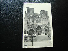 FRANCE - carte postale - vienne (eglise primatiale st-maurice)1943 (cy29) french