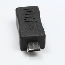 Mini USB Female to Micro USB Male charger Converter Adapter for Blackberry