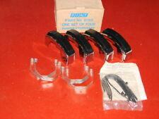 74-79 FIAT 128 131 BRAVA MIRAFIORI NOS BUMPER GUARDS
