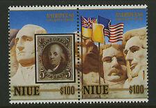 Niue  1986   Scott #   515     Mint Never Hinged Set