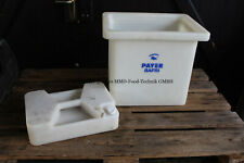 Payer BAFRI 30 L Fleischreifebox, Fleischreifesystem, Reifebox, Salzbox