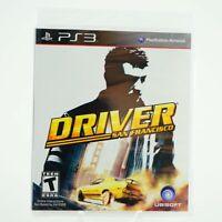 Driver San Francisco: Playstation 3 [Brand New] PS3