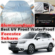 For Subaru Forester car cover waterproof rain resistant UV protect car cover