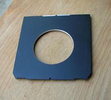 Wista Linhof fit generic Lens board  compur 2 52.5mm  badged shenhao centre hole