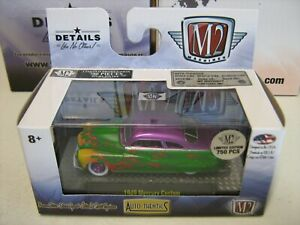 M2 Auto Thentics 2018 Las Vegas Toy Con Exclusive '49 Mercury Custom CHASE 1/750