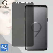For Samsung Galaxy S9 3D Curved Privacy Tempered Glass Film Screen Protector