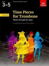 Time Pieces for Trombone Volume 2 ABRSM - Same Day P+P