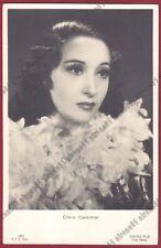 CLARA CALAMAI 07 ATTRICE ACTRESS CINEMA MOVIE - PRATO Cartolina FOTOGRAFICA 1942
