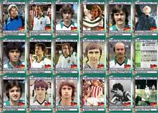 Borussia Mönchengladbach 1979 UEFA Cup winners football trading cards
