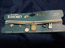Studio Ghibli My Neighbor Totoro Choker Charm Pendant Necklace 4 Pack NWT!