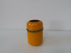 Thomas scandic -  Orange  Blumenvase  - Vase  Höhe ca. 13,5 cm,