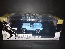Greenlight Jeep Surrey CJ5 1960 Elvis Presley 1/43