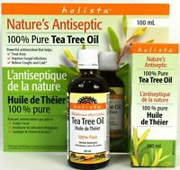 Holista 100% Pore Tea Tree Oil 100 ml