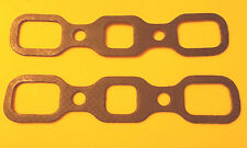 New Set of  2 - 9N9448 Ford Exhast Intake Manifold Gaskets 2N 8N 9N 1939-1952