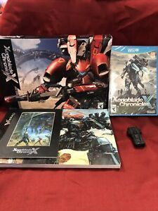 Xenoblade Chronicles X: Special Edition (Wii U) LNC SEE DETAILS L🟣🟣K 🔥🔥